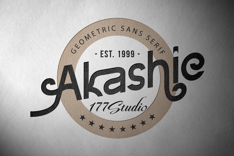 Akashic Font example image 1