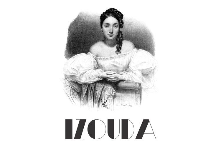 Izouda example image 1