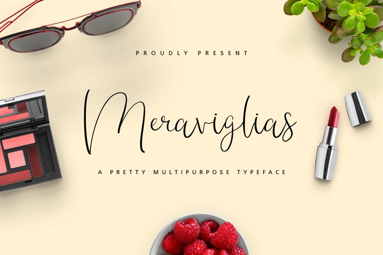 Meraviglias example image 1