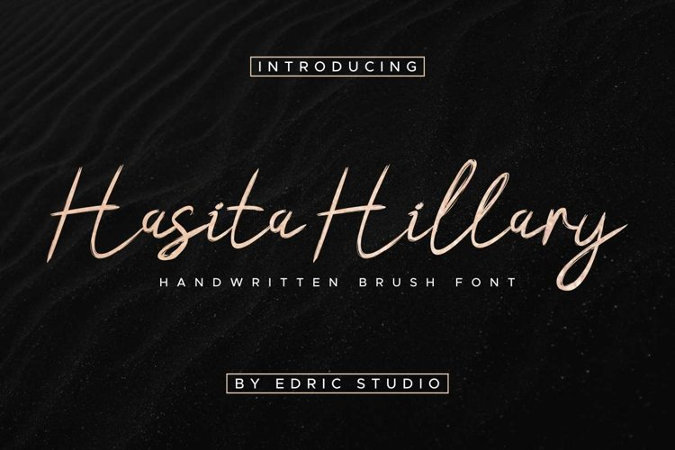 Hasita Hillary example image 1