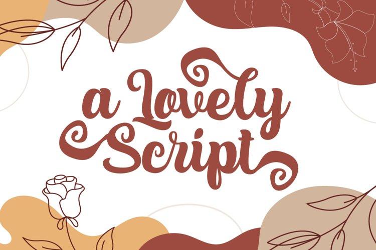 Kaila Script example image 1