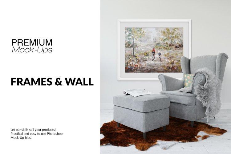 Custom Frames & Wall Set example image 1