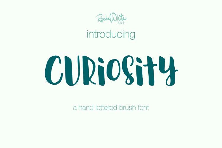 Curiosity example image 1
