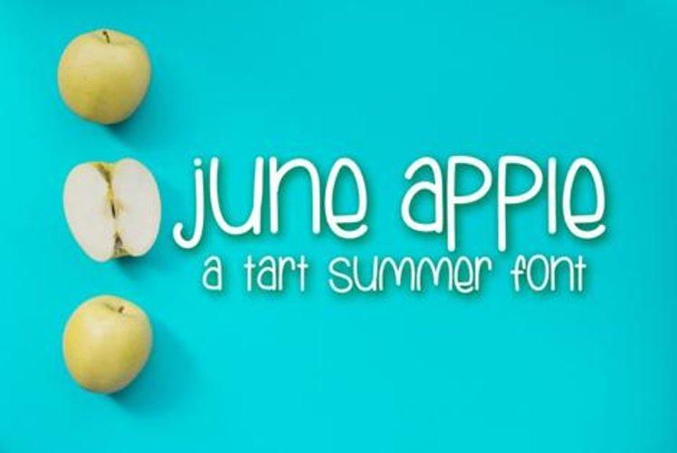 June Apple  example image 1