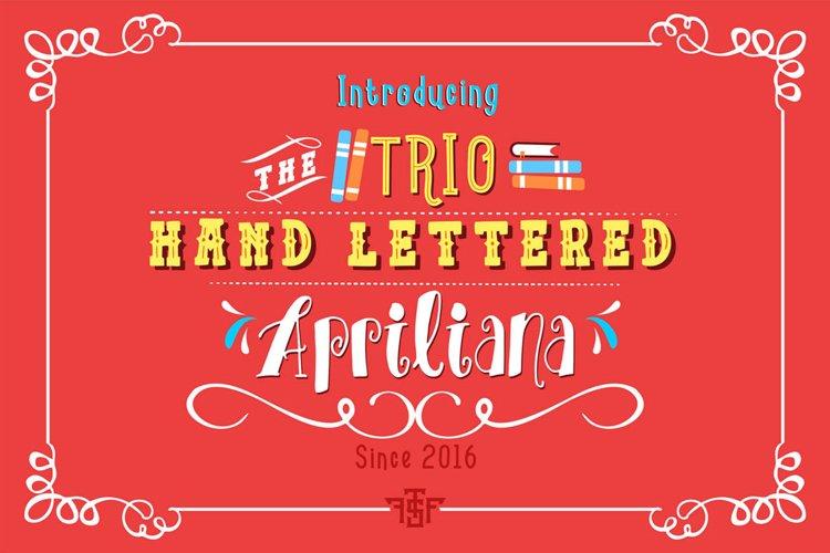 Trio Apriliana