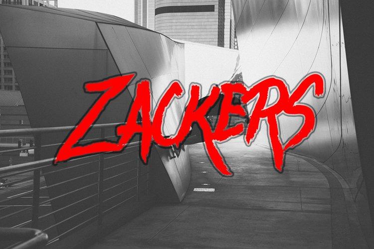 ZACKERS Brush example image 1