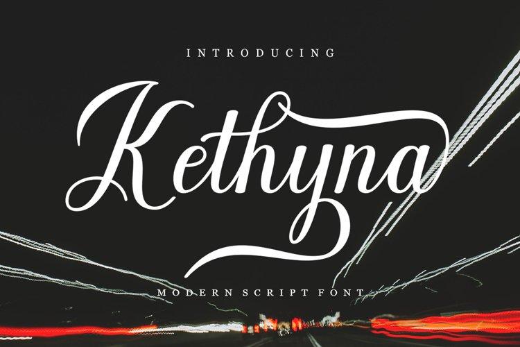 Kethyna example image 1