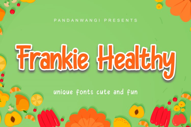 Frankie Healthy example image 1