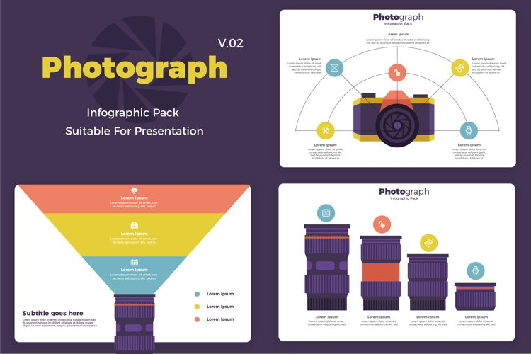 Photography v2 - Infographic example image 1