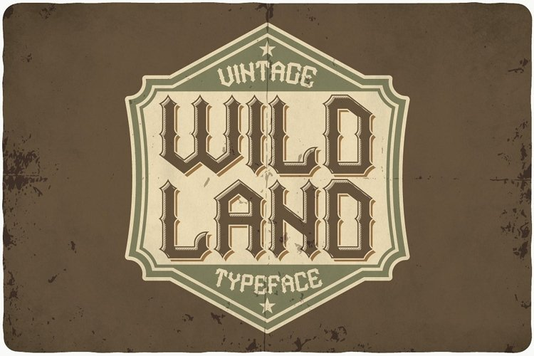 Wild Land example image 1