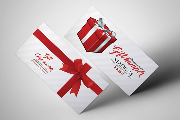 Multiuse Gift Voucher example image 1