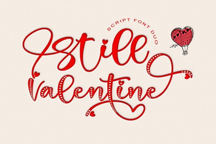 Still Valentine example image 1