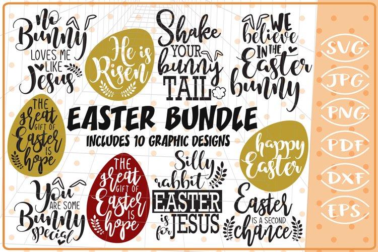 Easter Bundle SVG Cutting Files