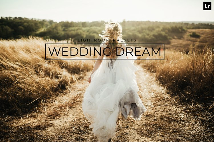 20 Wedding Dream Lightroom Presets example image 1
