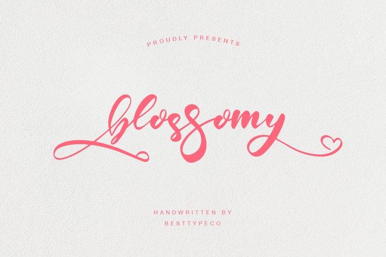 Blossomy example image 1