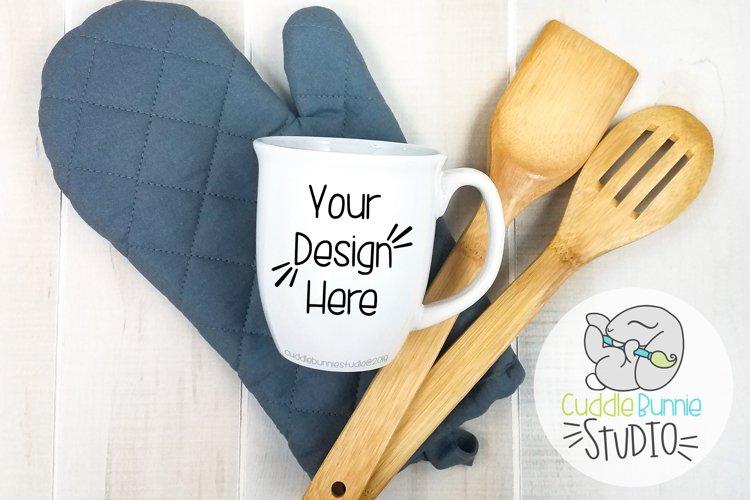 Mug Mockup   A Flat Lay Kitchen Theme example