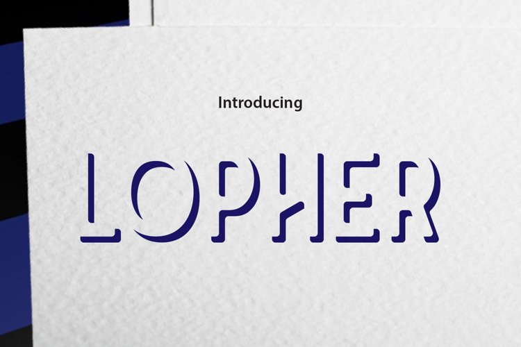 LOPHER example image 1