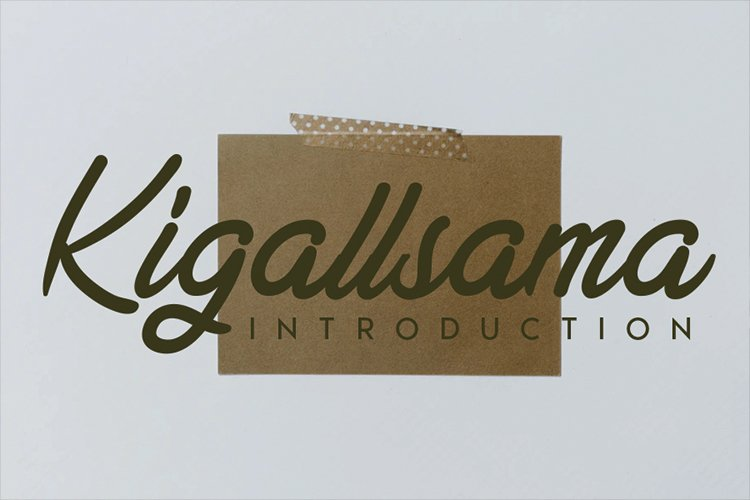 Kigallsama example image 1