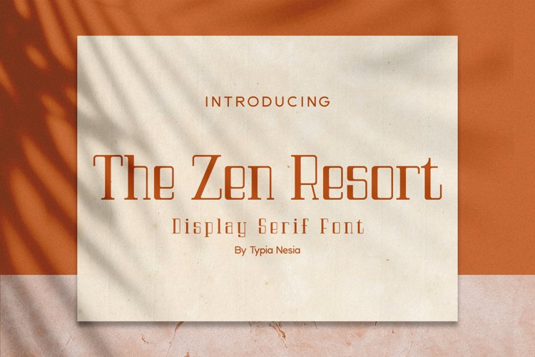 The Zen Resort example image 1