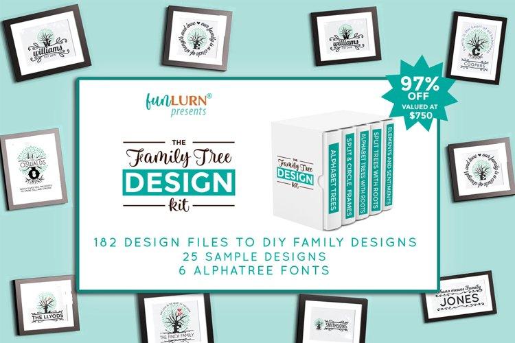 The Family Tree Design Kit