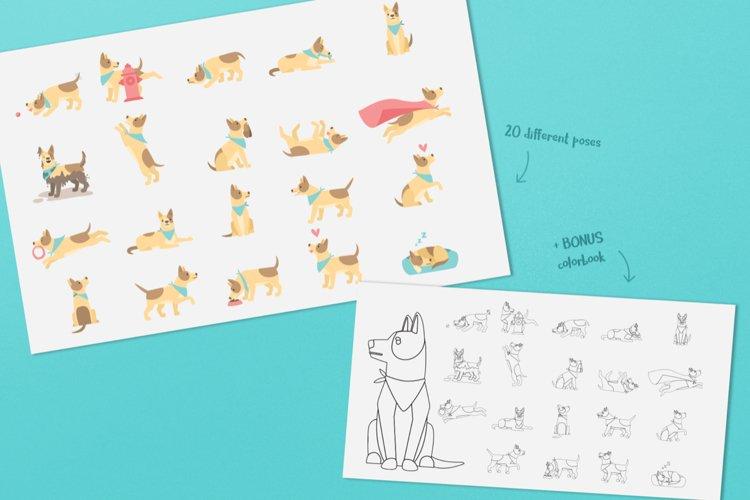 Dog Bundle - Free Design of The Week Design0
