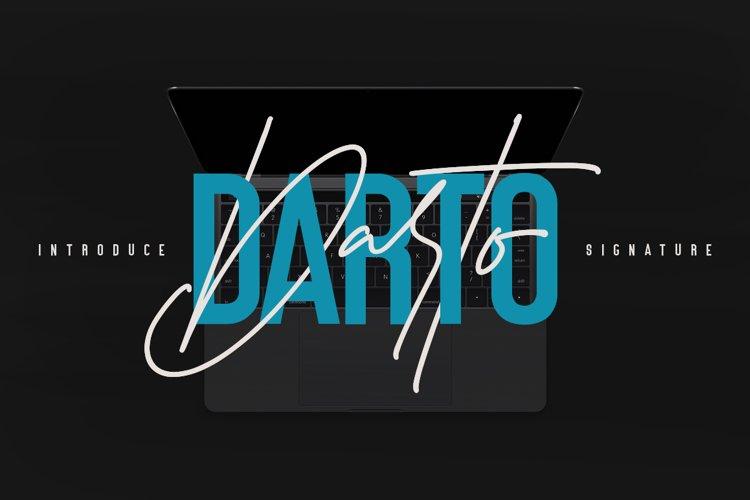 Darto Signature example image 1