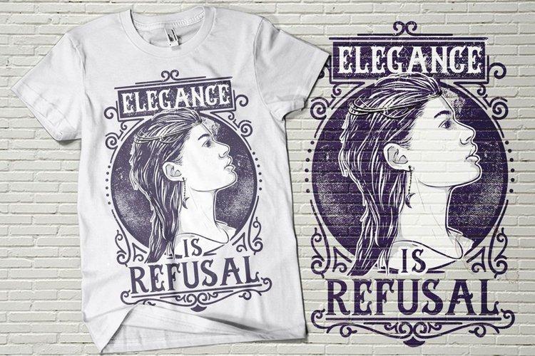 Elegance is Refusal example image 1