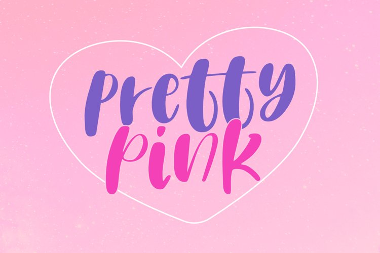 Pretty Pink example image 1