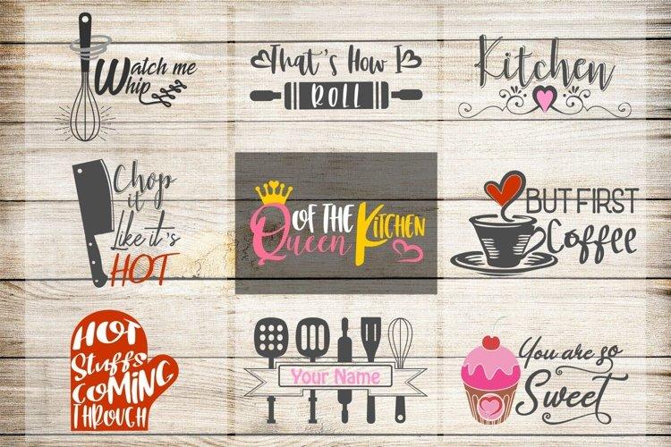 kitchen svg, VOL2, kitchen bundle, kitchen clipart, kitchen