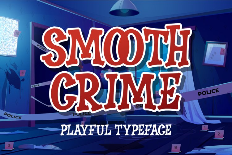 Smooth Crime example image 1