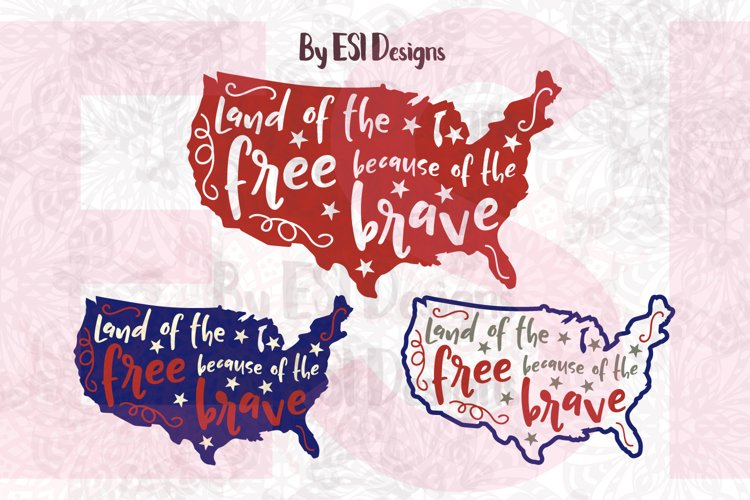 4th of July | Land of the Free Because of the Brave