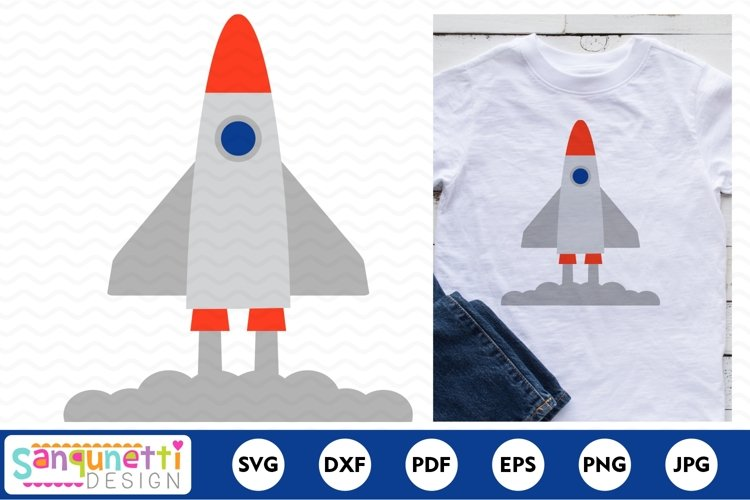 Space Rocket SVG, outerspace svg, space ship cutting file