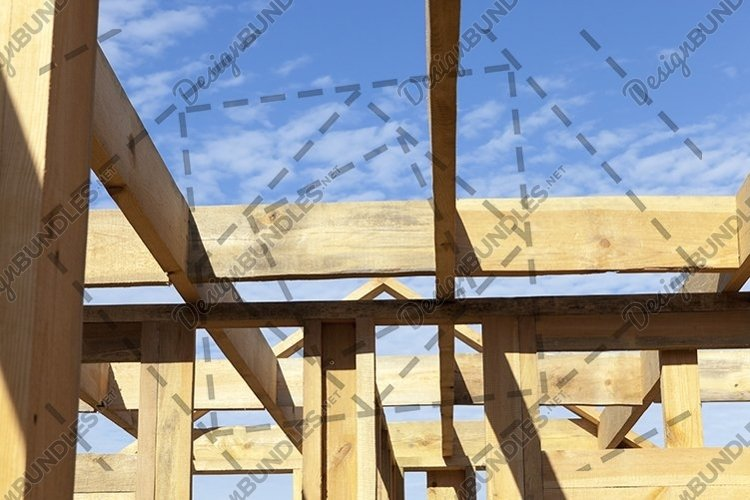 construction of frame building example image 1