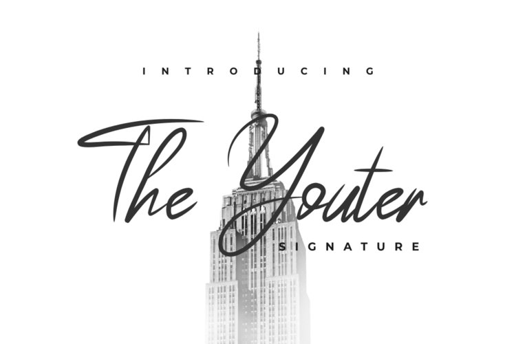 The Youther - Signature example image 1