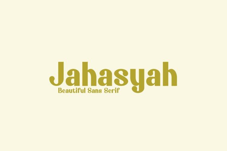 Jahasyah example image 1