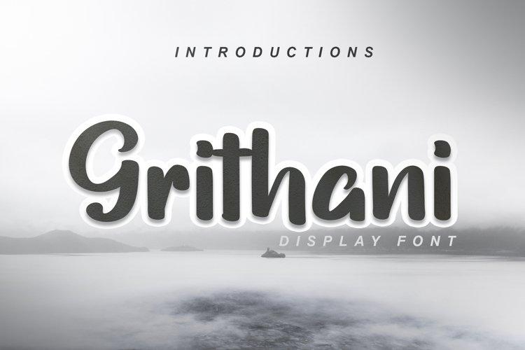 Grithani example image 1