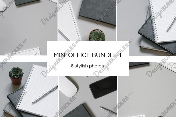 Mini office bundle 1 example image 1