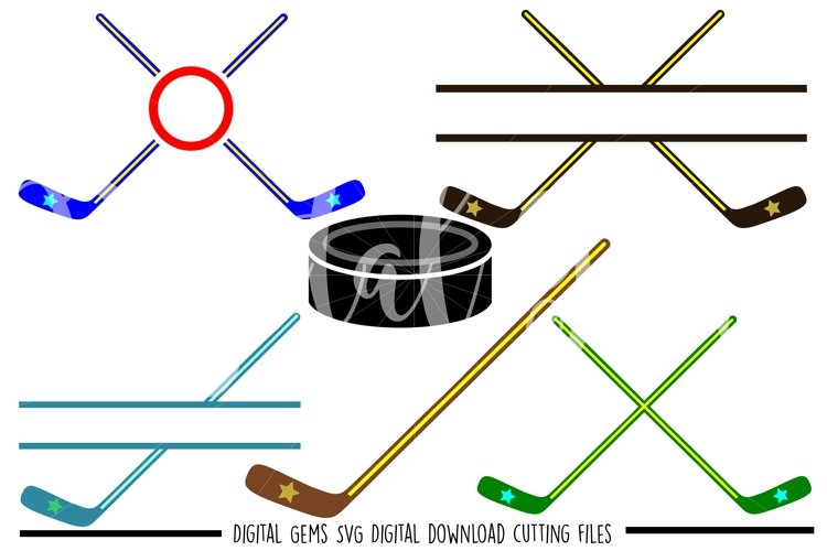 Ice Hockey SVG / PNG / EPS / DXF files