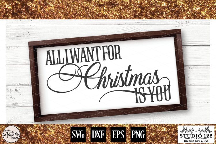 All I Want For Christmas Is You example image 1