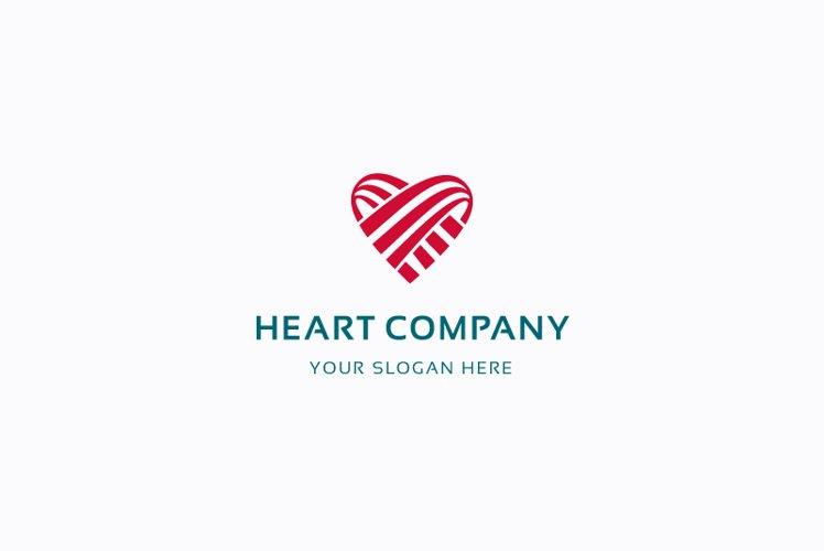 Heart Company logo example image 1