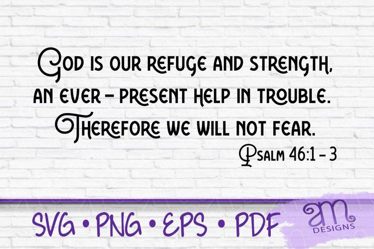 bible verse svg, bible verse, psalm svg, psalms, God example image 1