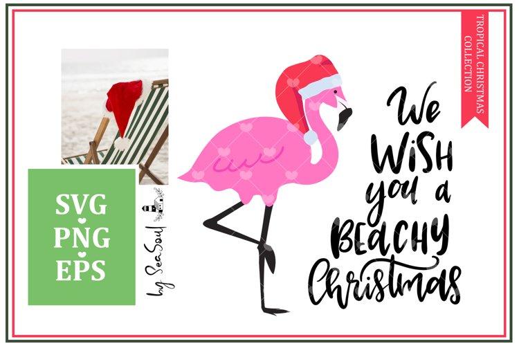 Tropical Christmas Collection SVG vol 8