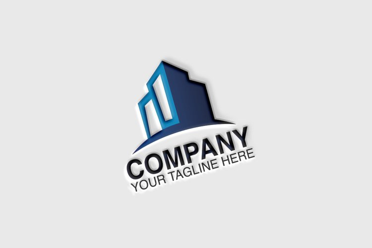 Real Estate Logo Design example image 1