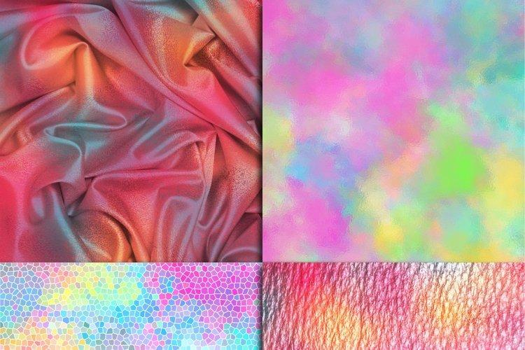 Unicorn Textures Digital Paper - Free Design of The Week Design1