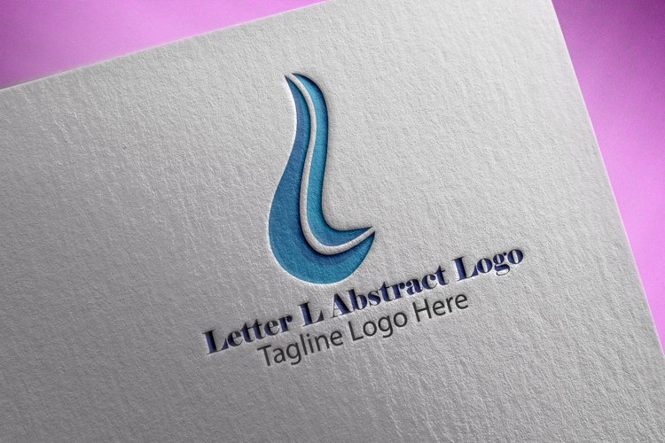 Premium Letter L Abstract Logo