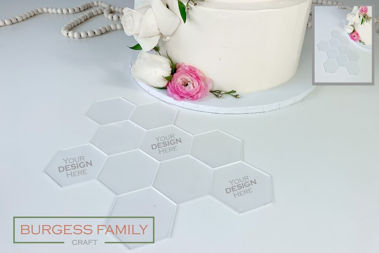 Mockup Wedding Place cards| JPEG