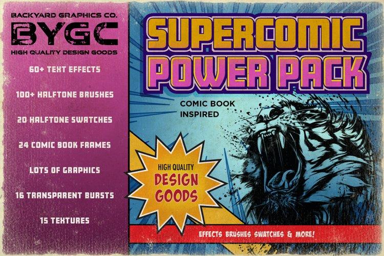 SuperComic Super Pack