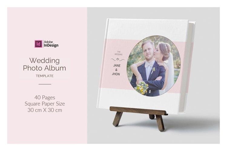Wedding Photo Album Template example image 1