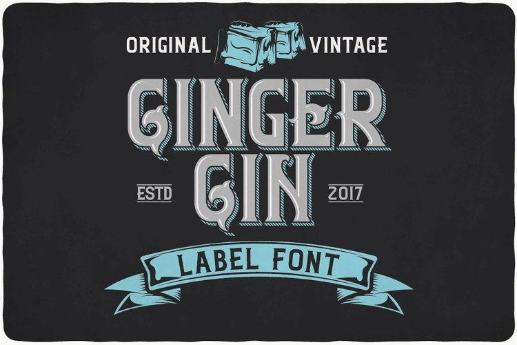 Ginger Gin example image 1