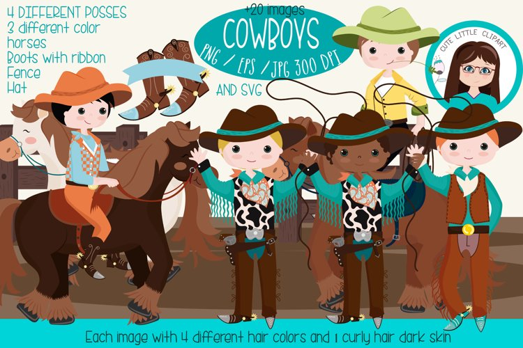 Cowboys vector, svg, png example image 1